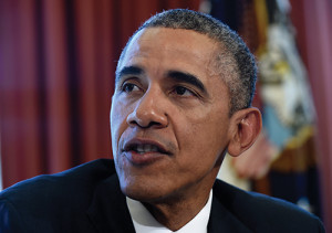 On April 1, President Barack Obama authorized a new U.S. government approach to deterring cyberattacks: financial sanctions against malicious overseas hackers and companies that knowingly benefit from the fruits of cyberespionage. (AP Photo/Susan Walsh, File)