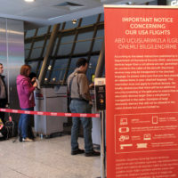 Q&A: Aviation Security  Enhancements for Selected Last Point of Departure Airports